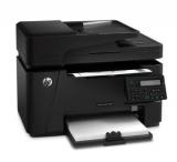 惠普(HP) LaserJet Pro MFP M128fn一体机(打印 复印 扫描 传真)